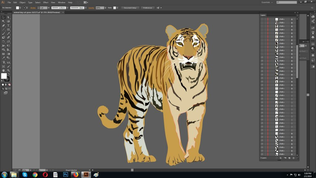 Raster to Vector 5
