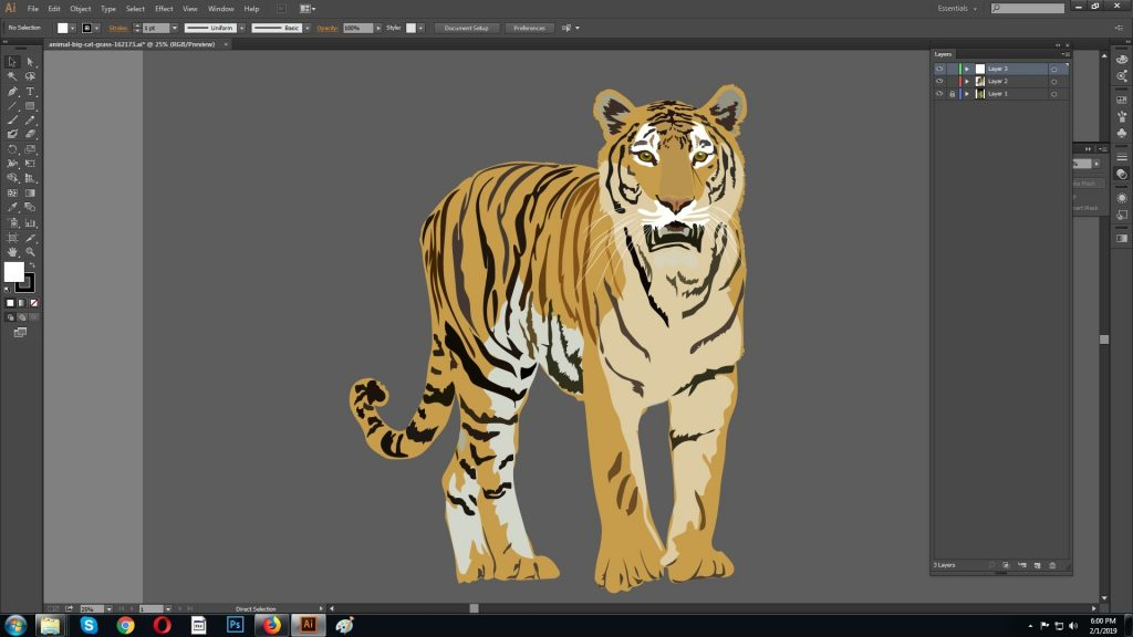 Raster to Vector 6