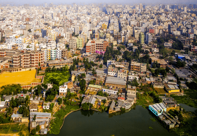 Bangladesh technical and infrastructural advantage