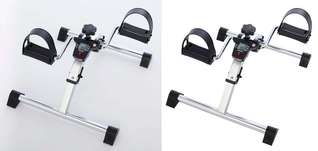 Before and after product photo clipping path