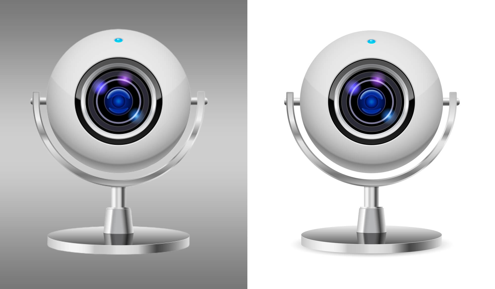 webcam image clipping path service
