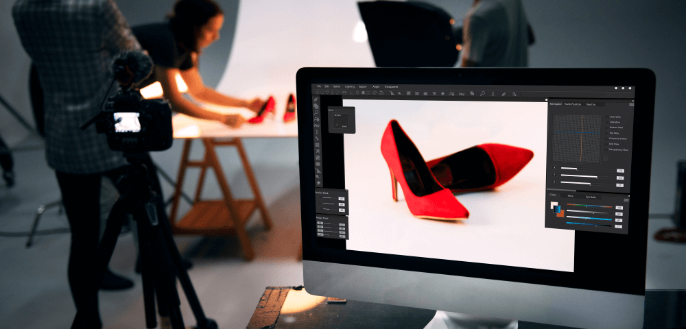 commercial ecommerce photography